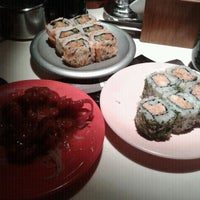 Photo taken at Sushi Tei by heny s. on 5/17/2012