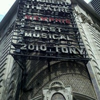 Photo taken at Memphis - the Musical by Kristi S. on 8/5/2012