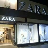 Photo taken at ZARA by yuya on 4/24/2012