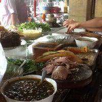 Photo taken at Bánh Mì Phượng by Bunnii S. on 8/17/2012