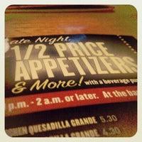 Photo taken at Applebee's by Matt K. on 4/21/2012