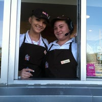 Photo taken at Dunkin' Donuts by Randy D. on 4/27/2012