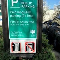 Photo taken at public parking lot 1 by jaslene L. on 3/7/2012