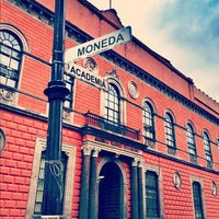 Foto tomada en Academia de San Carlos por Ponch V. el 8/10/2012