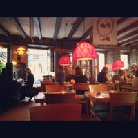 Photo taken at Café Stash by L L. on 6/10/2012