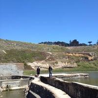 Снимок сделан в Sutro Baths пользователем Adrian C. 6/24/2012