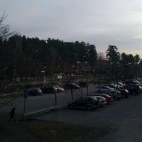 Photo taken at Fisksätra (L) by Alexander E. on 3/28/2012