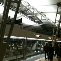 Photo taken at CityCenter Tram (Bellagio) by Steve F. on 2/13/2012