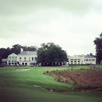 Photo taken at Charlotte Country Club by Chris G. on 9/6/2012