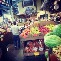 Photo taken at Marché Maisonneuve by Paloma on 9/9/2012
