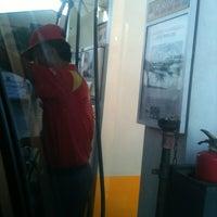 Photo taken at Shell Gasoline Station by KreeAila B. on 4/17/2012