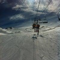8/9/2012 tarihinde Sebastian P.ziyaretçi tarafından Valle Nevado'de çekilen fotoğraf
