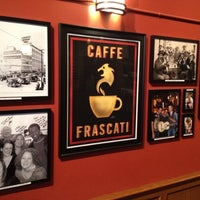 Photo taken at Caffe Frascati by Alfredo M. on 4/26/2012