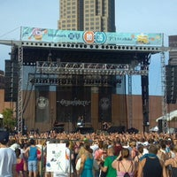 Photo taken at 80/35 Music Festival by Luke S. on 7/7/2012