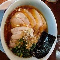 2/27/2012にフクシマンが中華そば 維新商店で撮った写真