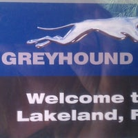 Photo taken at Greyhound: Bus Station by Laura W. on 7/18/2012