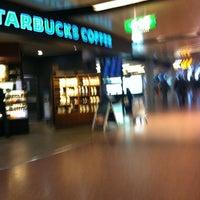 Photo taken at Starbucks by Marcus W. on 4/12/2012
