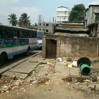 Photo taken at KSRTC Bus Station by Abdul H. on 5/1/2012