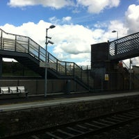 Photo taken at Kildare Railway Station by Lori-Jo S. on 6/19/2012