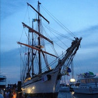 Photo taken at Bowen's Wharf by Rob on 7/7/2012