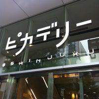 Photo taken at Shinjuku Piccadilly by いち on 5/20/2012