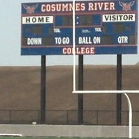 Photo taken at Cosumnes River College by Scooter G. on 8/14/2012