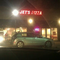 Photo taken at Jet's Pizza by Kristina G. on 7/22/2012