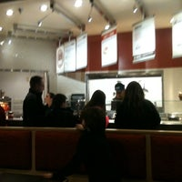 Photo taken at Qdoba Mexican Grill by Laura L. on 2/15/2012