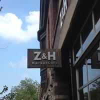 Photo taken at Zaleski & Horvath MarketCafe by Corey R. on 8/4/2012