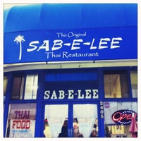 Photo taken at The Original Sab-E-Lee by PA N. on 5/11/2012