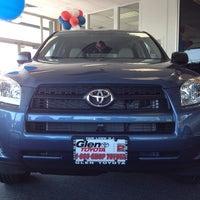 Photo taken at Glen Toyota by Rik J. on 7/5/2012