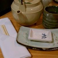 Photo taken at Sushiya by Daniel P. on 8/16/2012