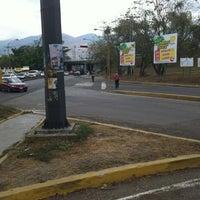 Photo taken at Puente Barbula by Alberto B. on 3/21/2012