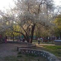 Снимок сделан в Павлівський сквер пользователем Nastya K. 4/25/2012
