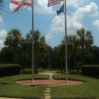 Photo taken at Florida Welcome Center (US 231) by Elvis P. on 7/29/2012