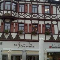 9/12/2012에 Marius님이 Café am Markt에서 찍은 사진