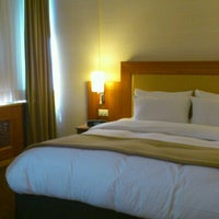 Photo taken at Hotel Continental Zurich by S J. on 8/10/2012
