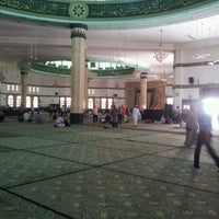 Photo taken at Armed Forces Mosque by Hany H. on 4/20/2012