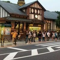 6/2/2012にYan L.が原宿駅で撮った写真