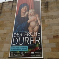 Photo prise au Germanisches Nationalmuseum par Bernd M. le8/9/2012