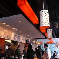 Photo taken at Burger Lounge Little Italy by Jihye K. on 3/24/2012