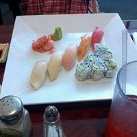 Photo taken at Tokyo Japanese Steak House by Reinaldo C. on 5/31/2012