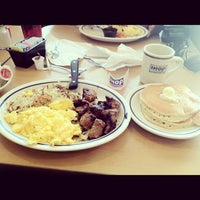Photo taken at IHOP by Nkosi P. on 7/14/2012