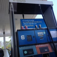 Photo taken at Esso by TiiDa K. on 4/26/2012