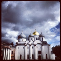 Das Foto wurde bei Novgorod Kremlin von Mitya K. am 8/12/2012 aufgenommen