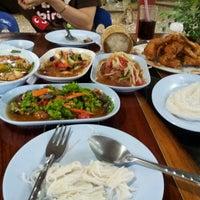 Photo taken at ร้านอาหารเรือนชาน by Puy P. on 7/5/2012