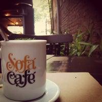Photo taken at Sofá Café by Barbara K. on 6/15/2012