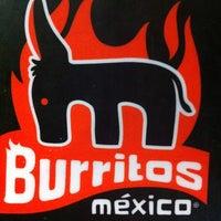 Photo taken at Burritos México by Danny L. on 4/13/2012