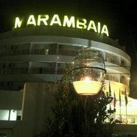 Foto tirada no(a) Hotel Marambaia por Ivan S. em 9/1/2012