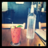 Photo taken at Philadelphia Bar and Restaurant by Molly E. on 7/4/2012